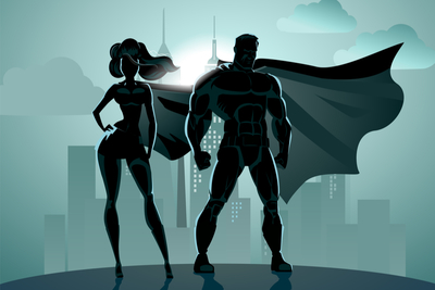 Super Hero Stuff